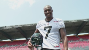 REDBLACKS Player Profile: Maurice Price