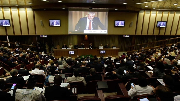Mayors at the Vatican to discuss climate change