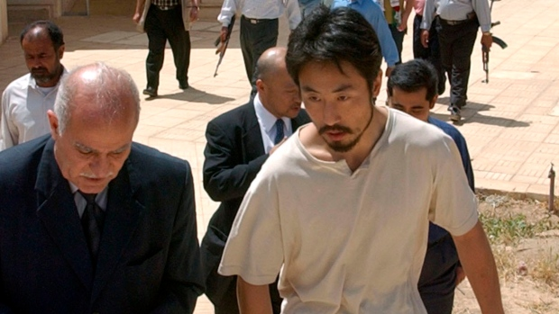 Japanese journalist held captive by Al-Qaida in 2015, returns home