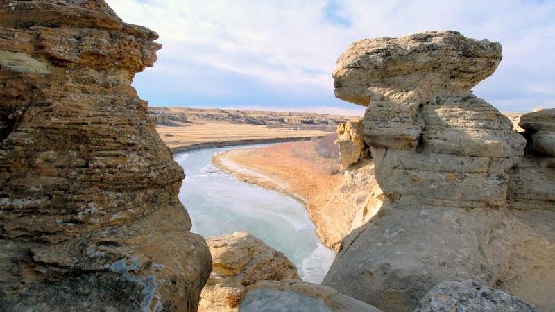 Stone Provincial Park visiting tourism