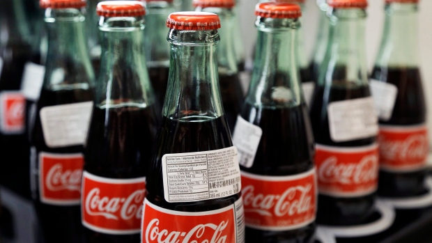 Coca-Cola Explores Cannabis Infused Drinks