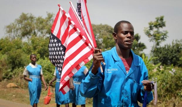 Obama visiting Kenya