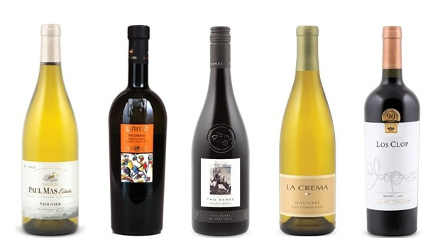 Natalie MacLean's Wines of the Week for July 20th