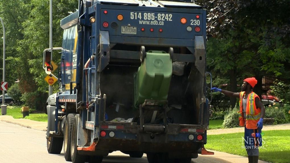 CTV Montreal: Garbage plan raises a stink