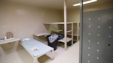 Waller County jail cell where Bland was found