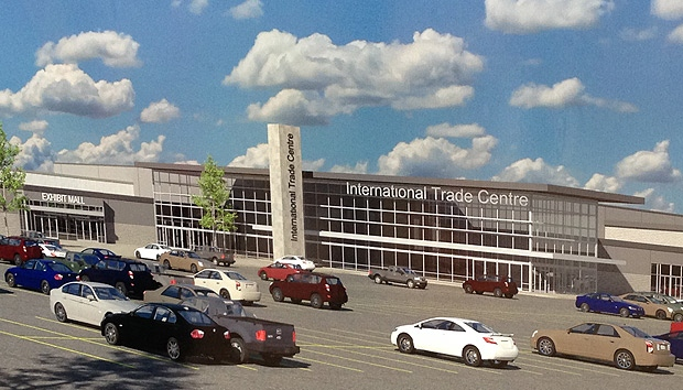 International Trade Centre rendering