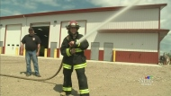 CTV Regina: Carnduff fire hall