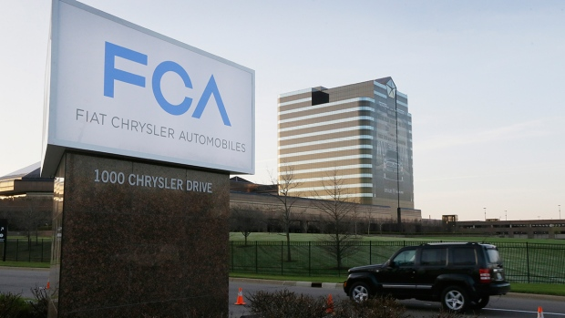 Fiat Chrysler 'plans new USA factory'