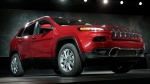 A Jeep Cherokee SUV is seen in this March 27, 2013 file photo.