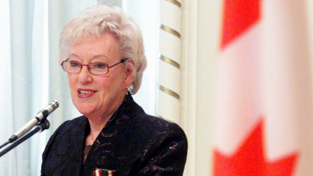Former politician Flora MacDonald dies at 89