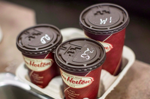 Tim Hortons outlet