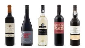 Wines of the Week - July 27, 2015