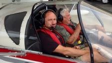 Pilot Sergey Ananov