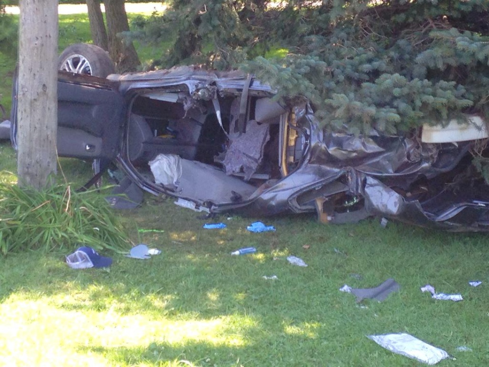 Ebenezer Road fatal crash