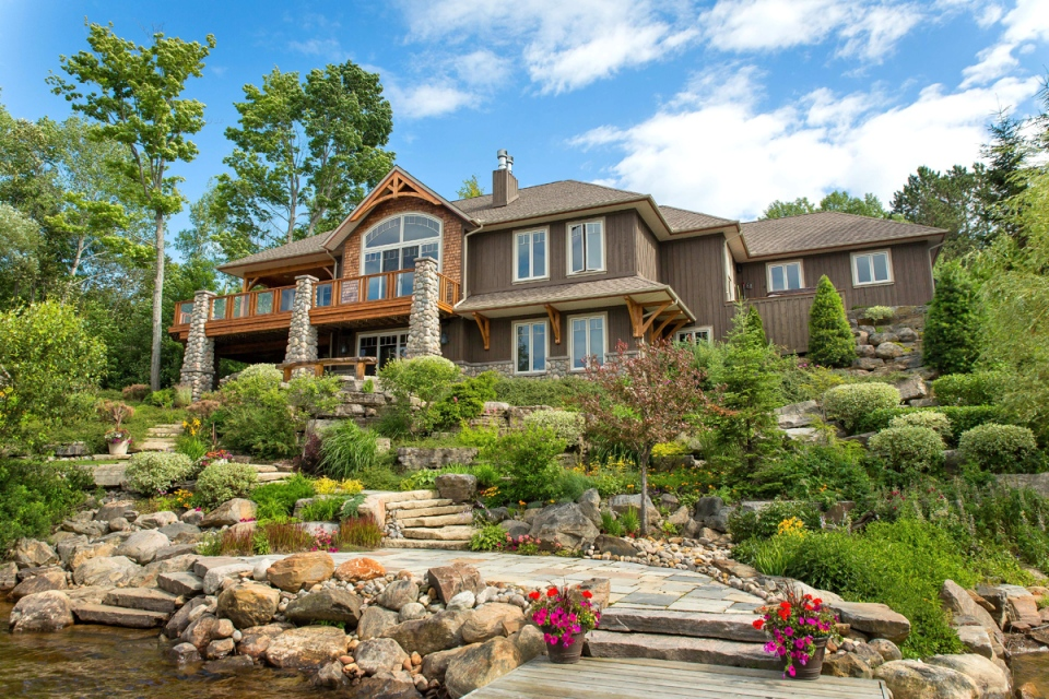 Waterfront Property For Sale Huntsville Ont