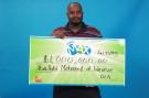 Windsor resident Abdullahi Mohamed won $1 million in the Lotto Max Maxmillions draw. (Courtesy OLG)