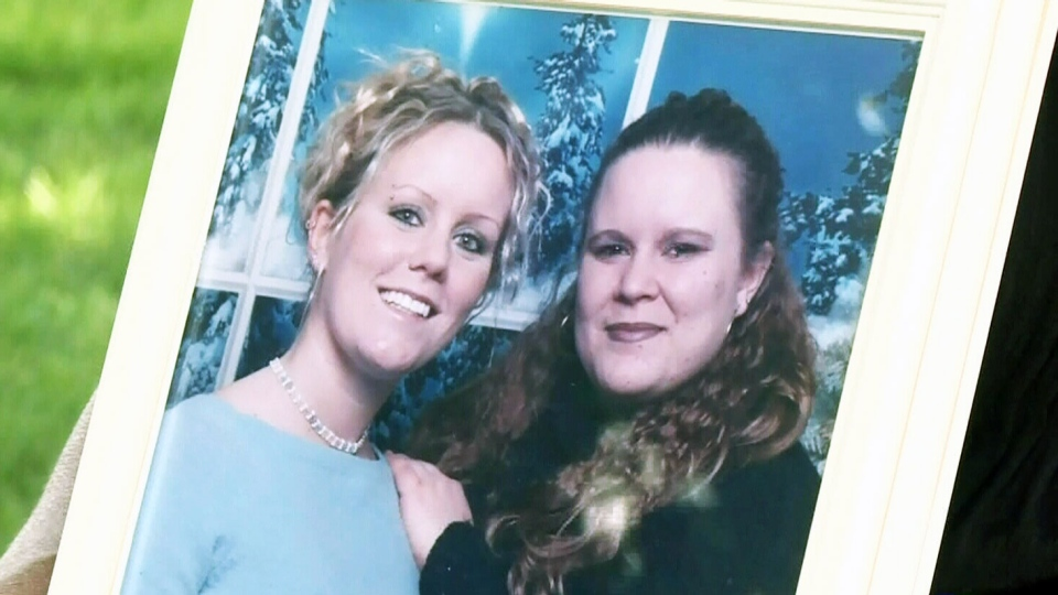 Kamloops, B.C. resident Jessica Foster, 21, (left) vanished in 2006 in the Las Vegas, Nev., suburb of Henderson and an extensive search failed to track her down.