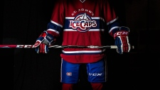 St. John's IceCaps unveil uniforms