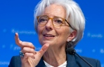 In this April 18, 2015 file photo, International Monetary Fund (IMF) Managing Director Christine Lagarde, speaks during a news conference after the IMFC meeting at the World Bank-International Monetary Fund annual meetings in Washington. ( AP Photo/Jose Luis Magana, File)