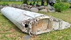 Investigators say that airplane debris found on an island may have come from the missing MH370.