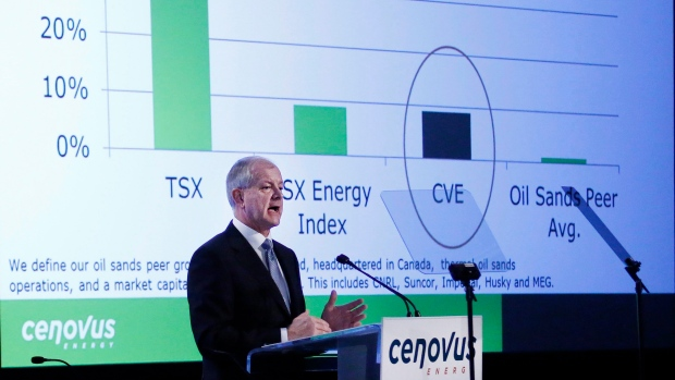 Brian Ferguson CEO of Cenovus