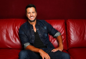 In this July 14, 2015 photo, Luke Bryan poses for a portrait at Audio Productions in Nashville, Tenn., to promote his latest album, 'Kill the Lights.' (Donn Jones/Invision)