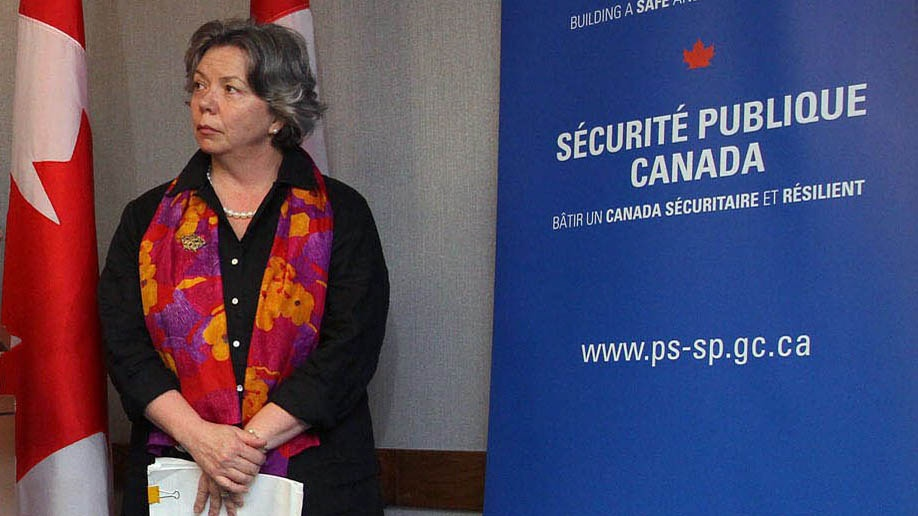 Joyce Bateman, MP for Winnipeg South-Centre