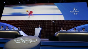Host of 2022 Olympics to be announced