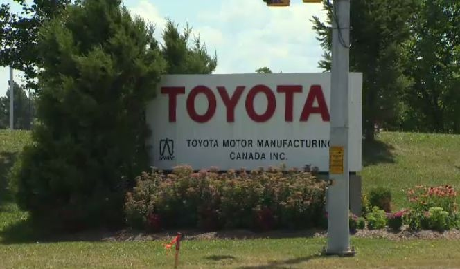 Ontario And Ottawa Putting Up 100m For Toyota Expansion
