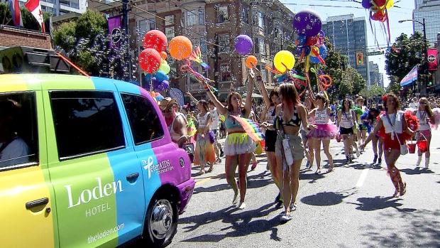 CTV National News: Pride parade controversy