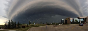 Severe summer storm hits southern Ontario