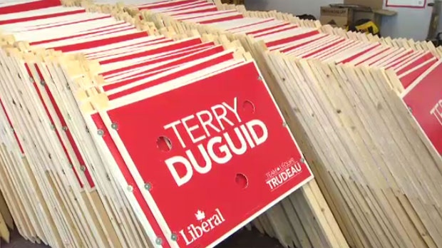 Former city councillor Terry Duguid won the Liberal nomination in Winnipeg South more than a year ago and has been using that time to meet voters and assemble a team.