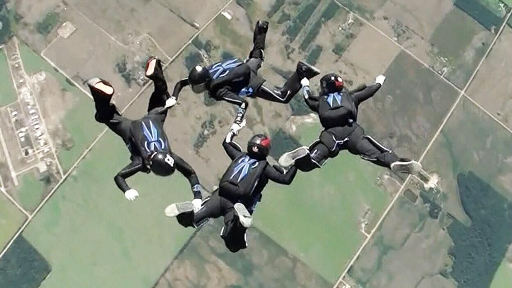 Edmonton man killed in skydiving accident at Westlock