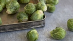 Brussels sprouts are shown in Concord, N.H. on Sept. 22, 2014. New research suggests the picky eating problem is rarely worth fretting over, although in a small portion of kids it may signal emotional troubles that should be checked out. The study was published in the journal Pediatrics on Aug. 3, 2015. (AP / Matthew Mead)