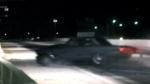 CTV News Channel: Drag racer crashes