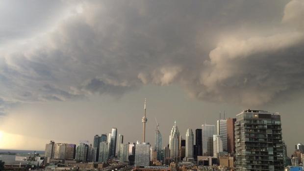 Toronto storm file
