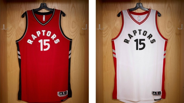 98fc9251a Raptors unveil new uniforms