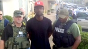 'I'm not a coward': Suspected cop killer turns him
