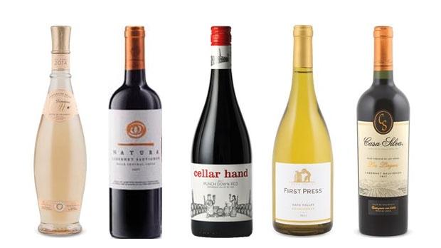Natalie MacLean's Wines of the Week for August 04