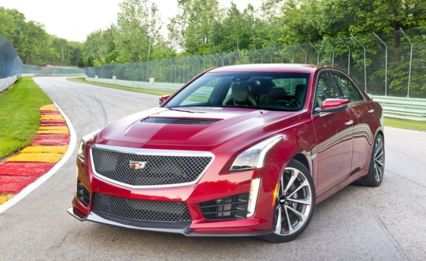2016 Cadillac CTS-V is raw performance, refined luxury | CTV News | Autos