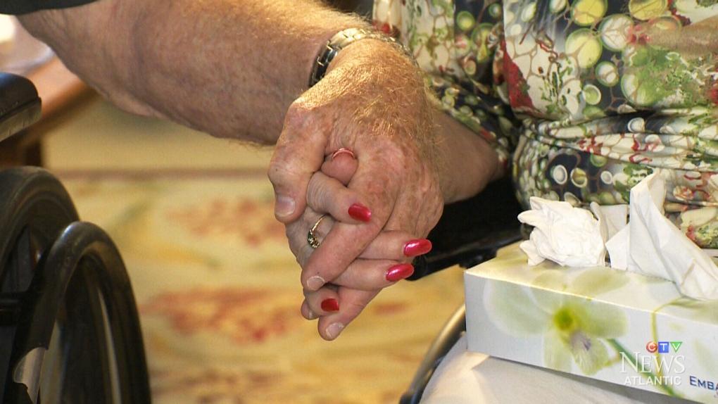 CTV Atlantic: Home care problems separate couple