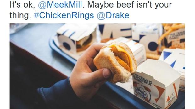 Meek Mill-Drake Twitter feud
