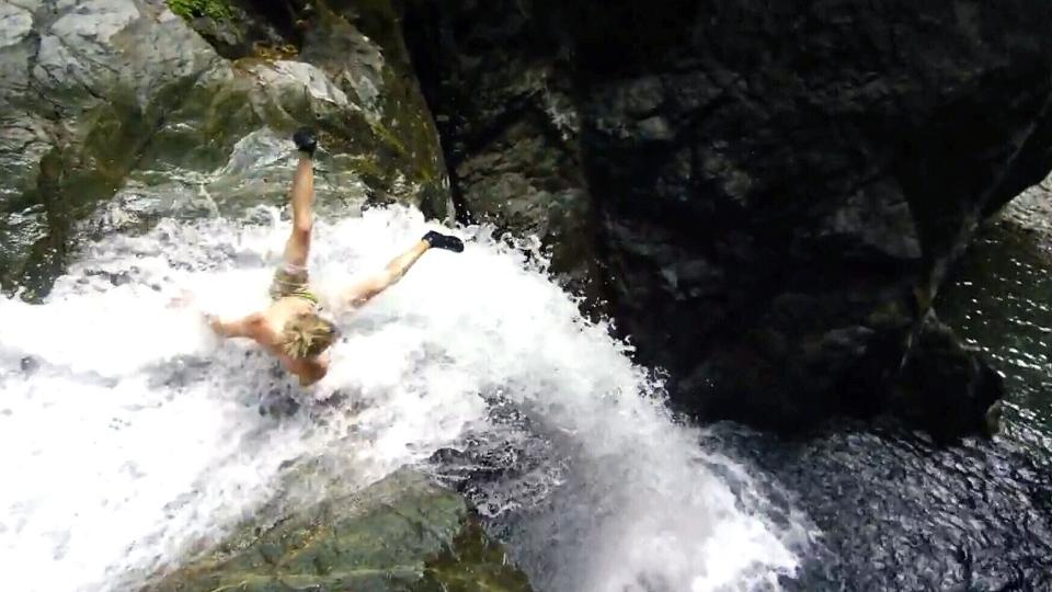 Lynn Canyon Park Thrill Seekers Warned Don T Jump Ctv News