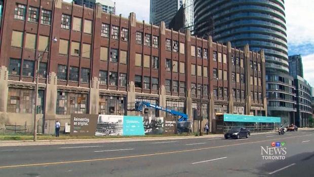 Toronto's historic Loblaws warehouse to get facelift | CTV ...