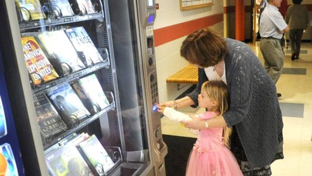 Toronto to open library book-lending machine