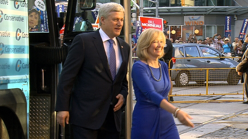 Harper federal leaders debate