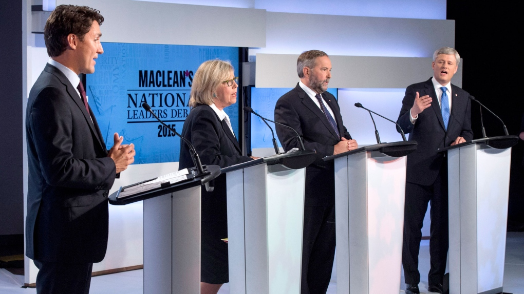 Federal election debate