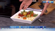 Campagnolo's risotto with Roma's sungold tomatoes