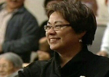 Nunavut's new Premier Eva Aariak.