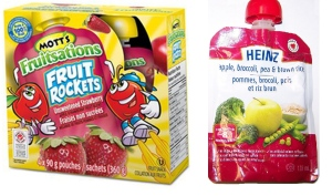 Recall On Squeeze Baby Food